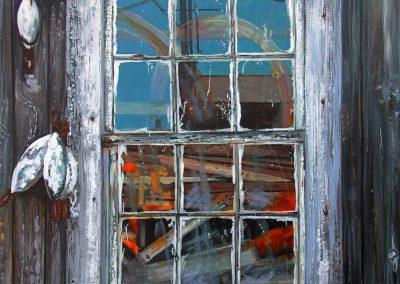 Mutton Bay Window